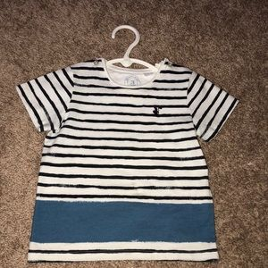 Kids Burberry tee size 3t